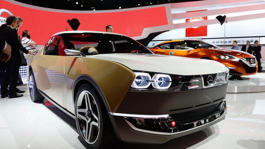 Nissan подумывает о серийной судьбе для необычного концепта