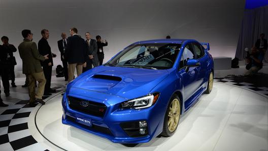 Суперседаны Subaru доехали до России