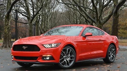 Новый Ford Mustang будет стоить меньше 850 тысяч рублей
