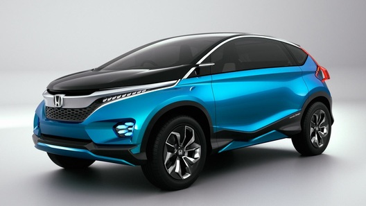В новом концепт-каре Honda семи седокам хватит двух дверей