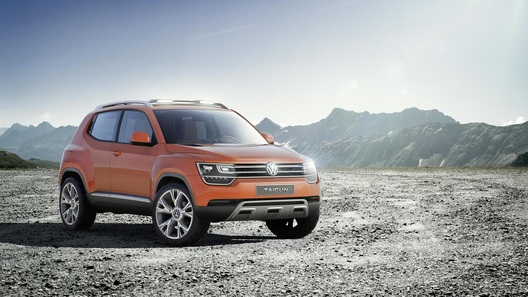 VW доработал концепт-кроссовер Taigun для показа индийцам