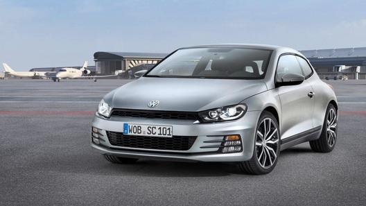 Volkswagen представил обновленную модель Scirocco