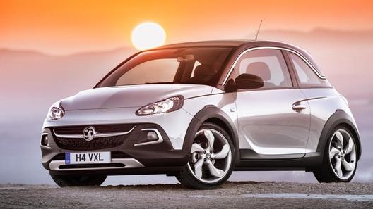 Opel готовит к премьере компактный кроссовер с дыркой в крыше
