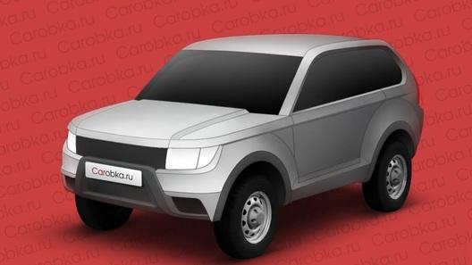 Появились новые подробности о следующей Lada 4x4