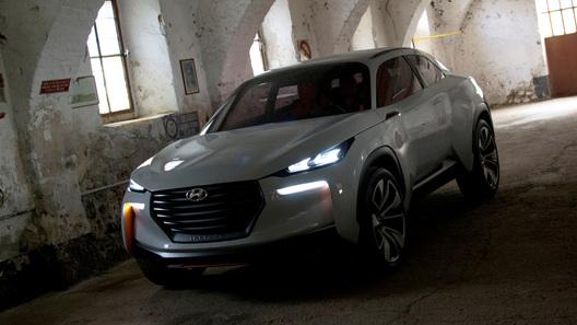 В Hyundai собрали новый концепт из карбона и водорода