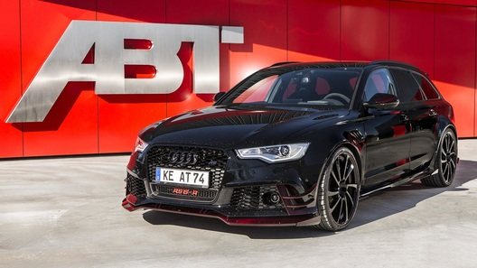 Audi RS6 от тюнинг-ателье ABT претендует на звание самого быстрого