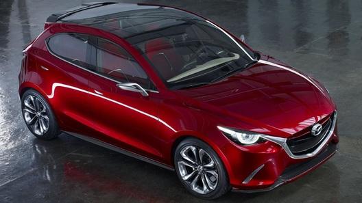 Очередное поколение Mazda2 откроет новую эру в применении роторных двигателей