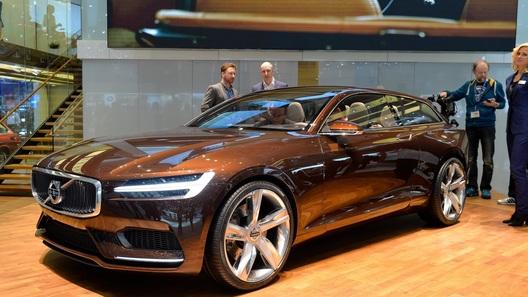 Volvo решила превратить автомобиль в уютную гостиную