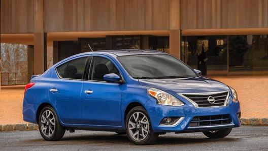 Nissan везет в Нью-Йорк доступный седан