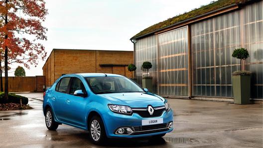 Новый Renault Logan обойдется в 355 тысяч рублей