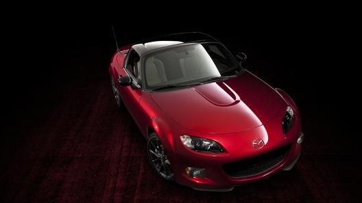 Mazda показала шасси будущей MX-5 и