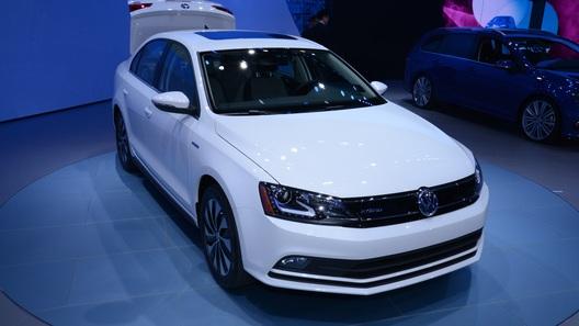 Рестайлинговая Volkswagen Jetta получила новый дизель
