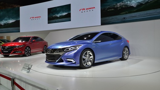 Китай получит от Honda эксклюзивную городскую модель