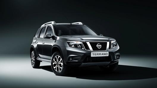 Nissan Terrano будет стоить 677 тысяч рублей
