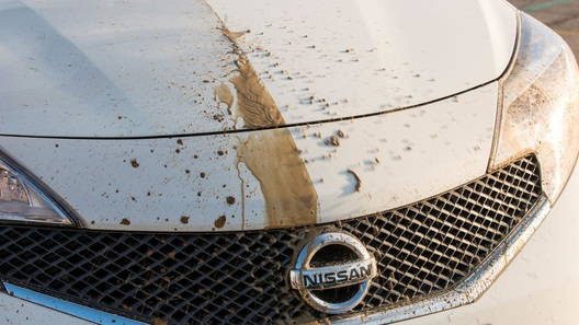 Nissan придумал машину, которую не надо мыть