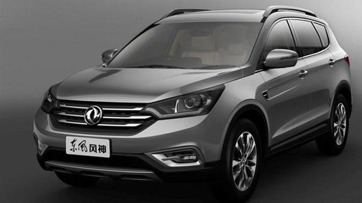 В России появится легальный китайский клон Nissan Qashqai