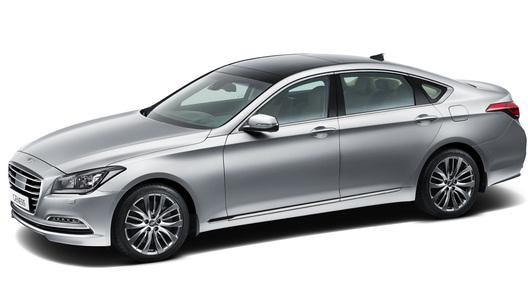 Цены на новый Hyundai Genesis начнутся с 1 859 000 рублей