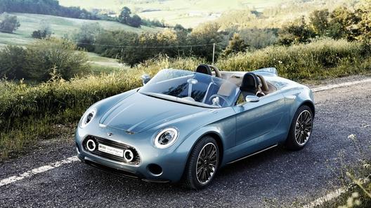 Mini Superleggera Vision могут отправить в серию с ценой в 35 тысяч евро