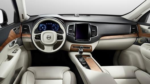 Volvo рассекретила интерьер своей совершенно новой модели