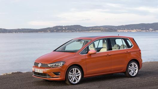 VW Golf Sportsvan может выйти на российский рынок