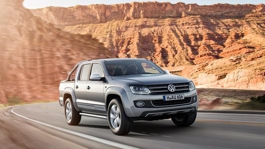 У пикапа Volkswagen Amarok появилась новая комплектация