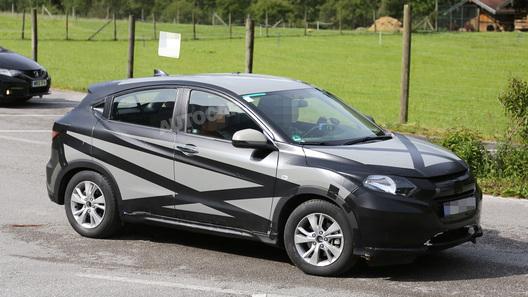 Honda готовит компактный кроссовер для Европы