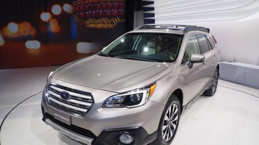 Прототип нового Subaru Outback покажут россиянам в августе