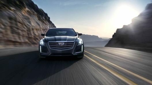 Cadillac представил обновленный седан CTS