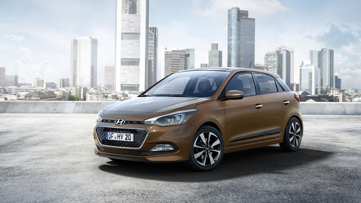 Представлено новое поколение компактного хэтчбека Hyundai
