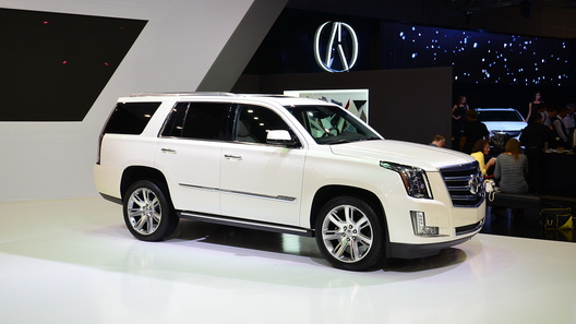 Цены на новый Cadillac Escalade в России начнутся с 3,5 млн рублей