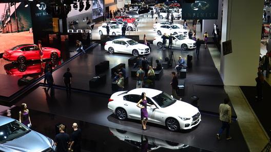 Московский автосалон могут пропустить десятки компаний