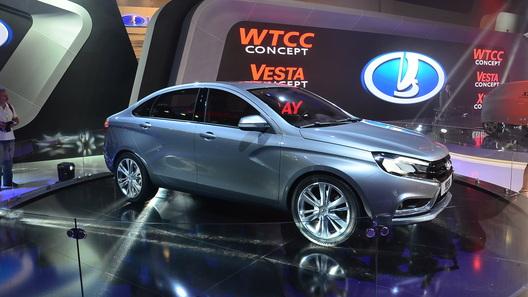 У Lada Vesta будет три мотора