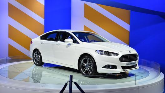 Новый Ford Mondeo появится в России раньше