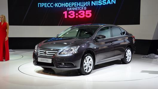 Nissan объявил цены на седан Sentra