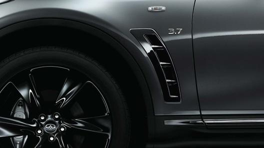 Infiniti везет в Париж новую модель - QX70 S-Design за 3 млн рублей