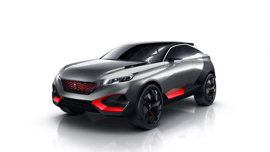 Peugeot представит спортивный