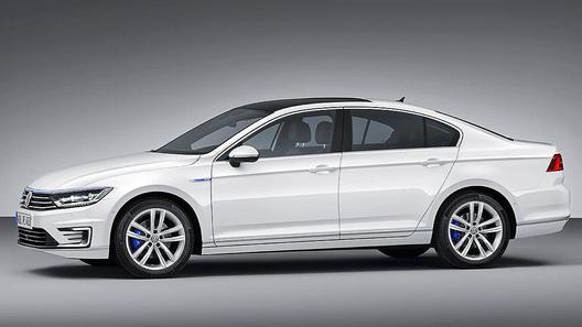 VW Passat стал подзаряжаемым гибридом