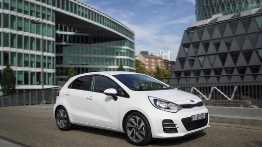 Европейская Kia Rio обновилась к автосалону в Париже
