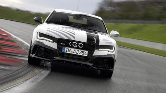 Беспилотник от Audi проехал Хоккенхаймринг за рекордно короткое время
