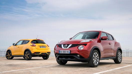 Компания Nissan подняла рублевые цены на Juke и Qashqai