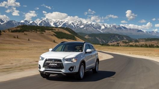 Mitsubishi ASX получил новую комплектацию в России