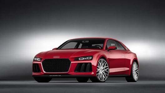 Серийный Audi Quattro сделают экстремальнее, чем концепты