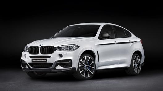 BMW рассказала о возможностях апгрейда нового X6
