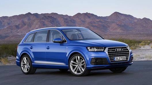 Цены на Audi Q7 в России начинаются с 3 630 000 рублей