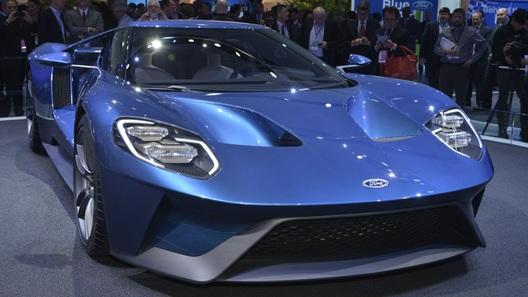 Новый суперкар Ford по дешевке не отдадут