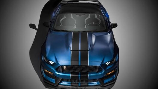 В Детройте дебютировал самый экстремальный Ford Mustang
