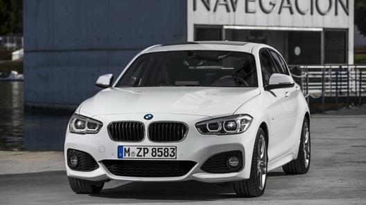 BMW представила рестайлинговую