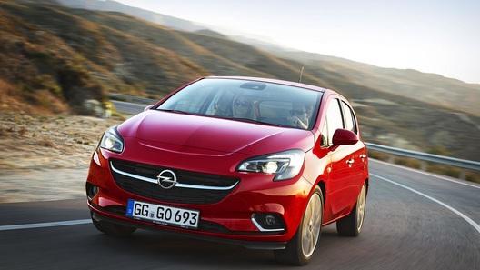 Новая версия Opel Corsa получила титул
