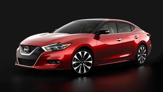 Nissan показал первые фото Maxima