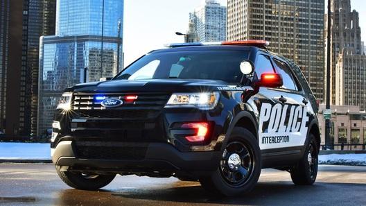 Ford представил внедорожник-перехватчик